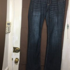 a n a  JCPenney Jeans Low Rise Boot Cut